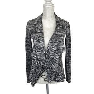 Hollister heathered gray jacket
